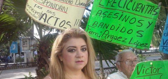 Raquel Angulo Esquivel, integrante de Defraudados Unidos por Devolución de Ahorro (Deuda), dijo que son numerosas las irregularidades que impiden la la integración de los expedientes.