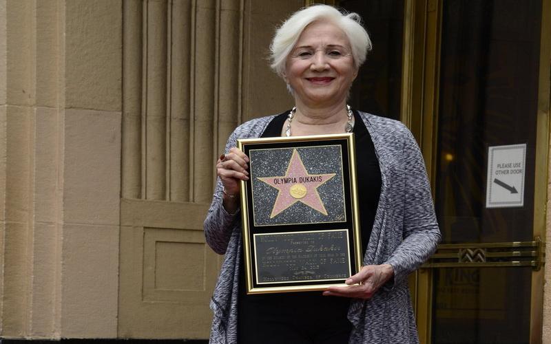 Adiós a una leyenda: murió la actriz Olympia Dukakis