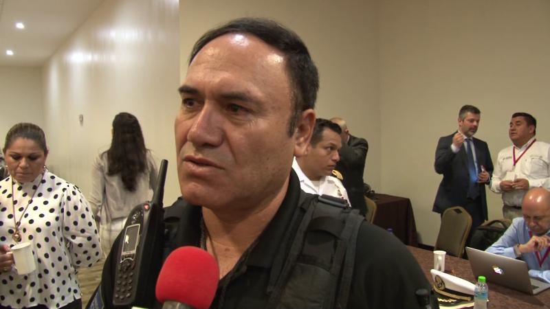 DE MÁS DE 200 BALAZOS ACRIBILLARON AL DIRECTOR DE LA POLICÍA ESTATAL DE SINALOA