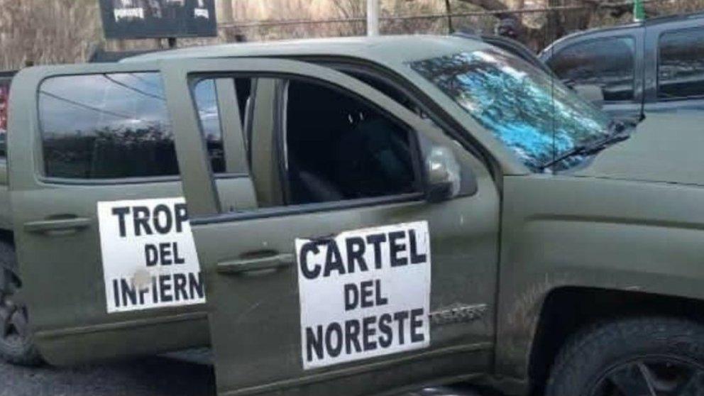NUEVO LEÓN: BALACERA DEL CÁRTEL DEL NORESTE CONTRA LA GUARDIA NACIONAL