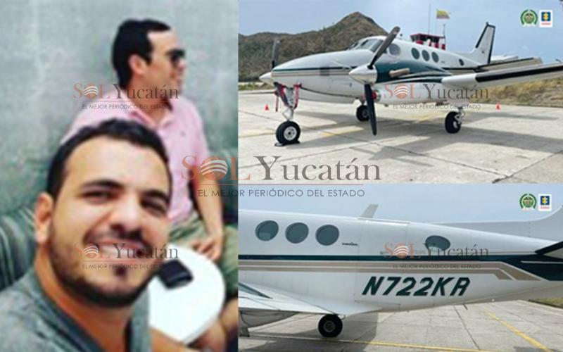 PILOTO APRESADO CON COCAÍNA EN PROVIDENCIA ERA COMPAÑERO DEL PILOTO OFICIAL EN CAMPAÑA DE URIBE Y DUQUE
