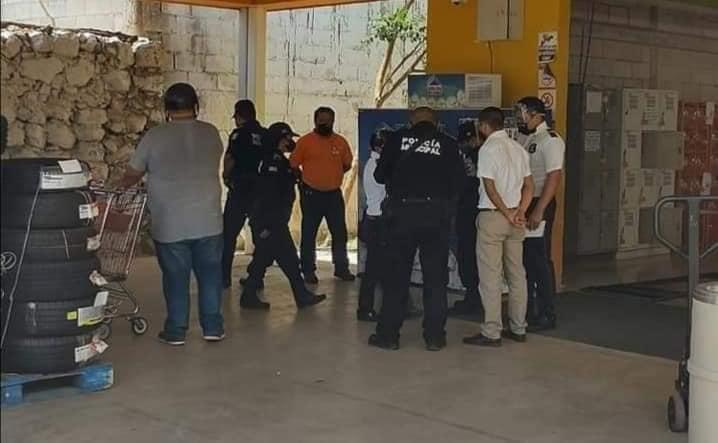 TICUL: MADRE ROBA ALIMENTO PARA SU BEBÉ Y FUE DETENIDA ¿Y LOS POLÍTICOS?