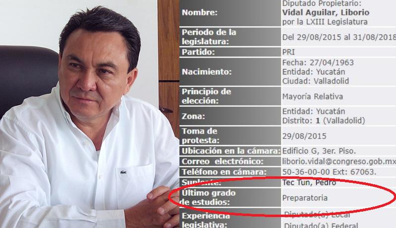 LIBORIO VIDAL, UN PREPARATORIANO, NUEVO DIRECTOR DE LA SEGEY