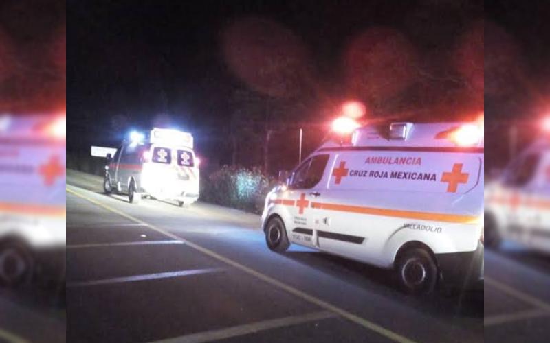 Motociclista choca y muere en la vía Mérida-Valladolid