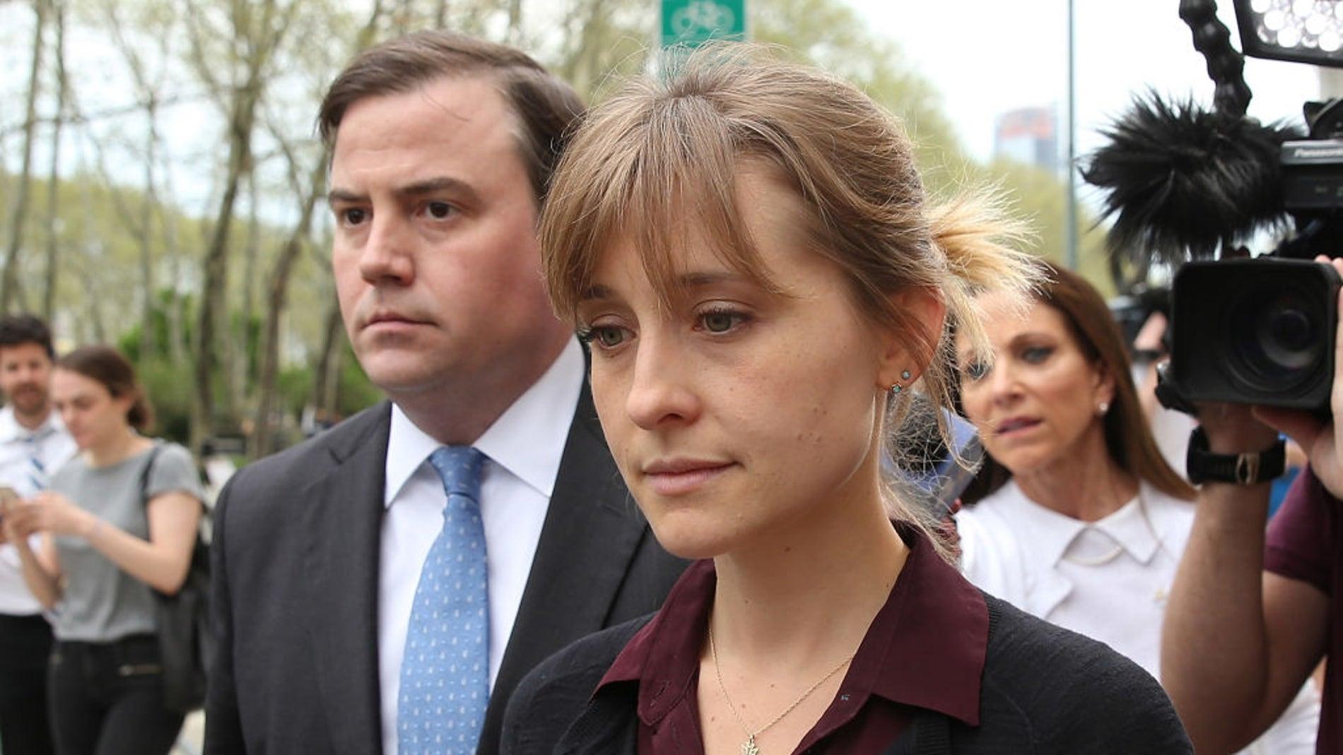 Allison Mack sentenciada