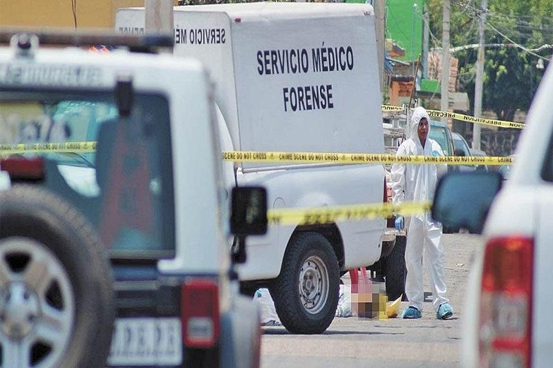 Jornada violenta en Guanajuato
