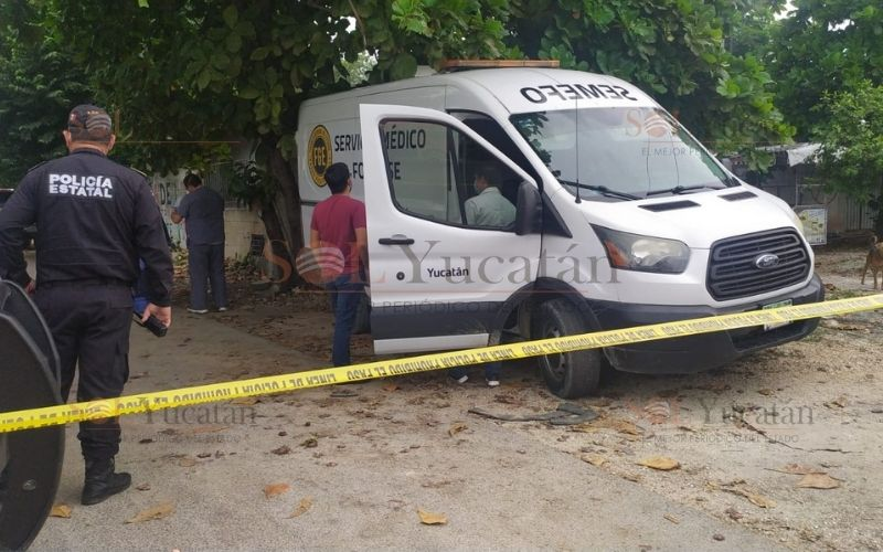 Muere indigente en Kanasín_Sol Yucatán