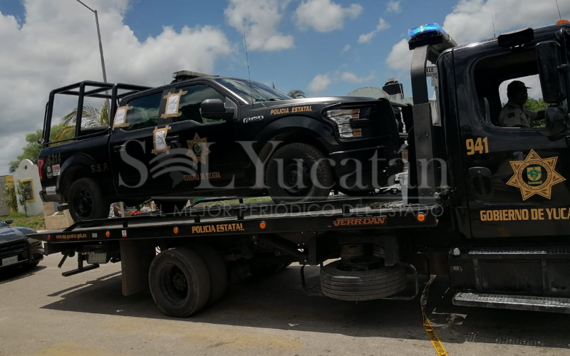 EL POLICÍA MUERTO FUE ATROPELLADO POR SU COMPAÑERO