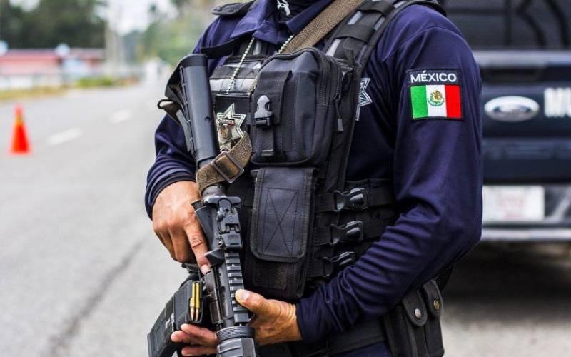 EN MÉXICO HAN SIDO ASESINADOS 1,596 POLICÍAS