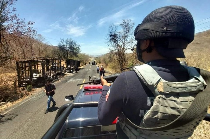 MICHOACÁN, JOYA DE LA CORONA DEL TRÁFICO DE DROGAS