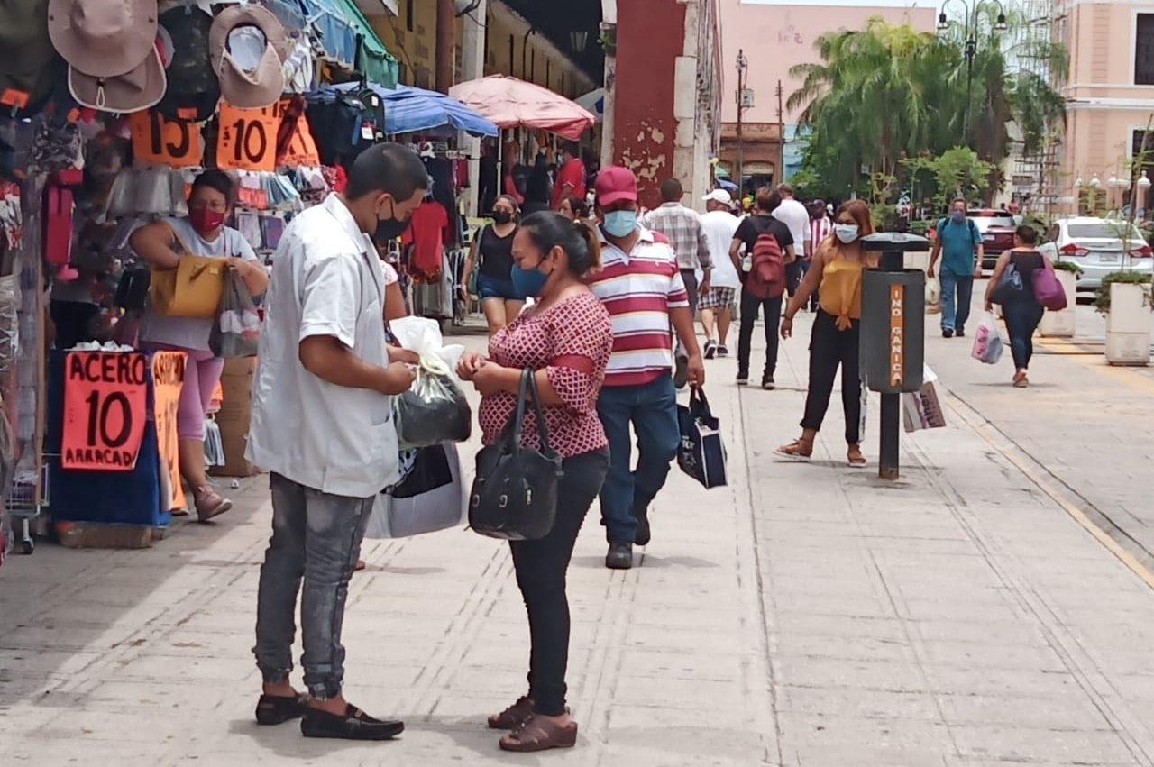 YA SON 4,800 LAS PERSONAS QUE HAN MUERTO POR COVID-19 EN YUCATÁN
