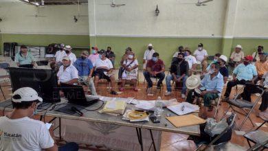 Ejidatarios Seyé_Yucatán